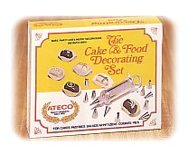 Sharper Edge Cake Decorating Kit : Cake decorating Set and Pastry Cloth