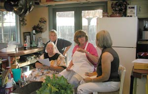 Cooking class reviews recipes.