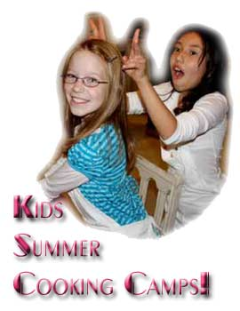 KID CHEFS SUMMER COOKING CAMPS IN TUCSON